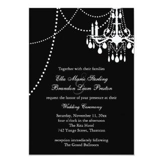 Grand Ballroom Wedding Invitation 3 Personalized Invitation