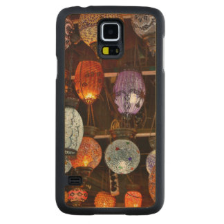 Grand Bazar In Istanbul, Turkey Carved Maple Galaxy S5 Case