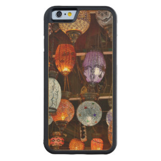 Grand Bazar In Istanbul, Turkey Carved Maple iPhone 6 Bumper Case
