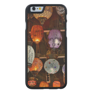 Grand Bazar In Istanbul, Turkey Carved Maple iPhone 6 Slim Case