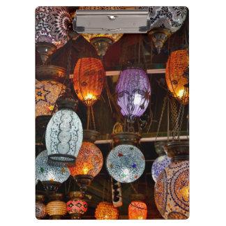 Grand Bazar In Istanbul, Turkey Clipboard