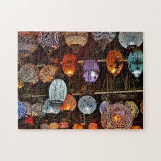 Grand Bazar In Istanbul, Turkey Jigsaw Puzzles