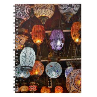 Grand Bazar In Istanbul, Turkey Notebook