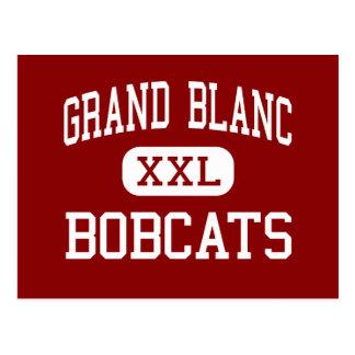 Grand Blanc - Bobcats - High - Grand Blanc Postcard