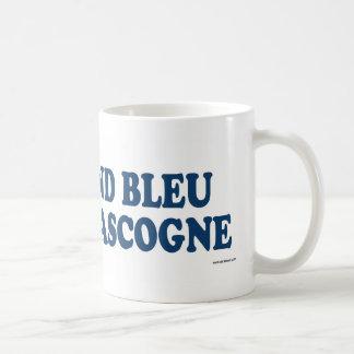 Grand Bleu De Gascogne Blue Coffee Mug