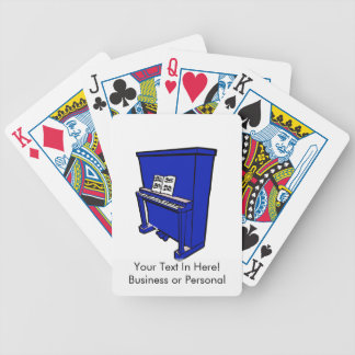grand blue upright piano with music.png bicycle playing cards