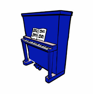grand blue upright piano with music.png cut out