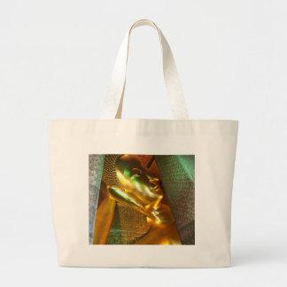 Grand Budha Large Tote Bag