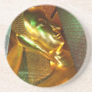 Grand Budha Sandstone Coaster