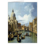 'Grand Canal and the Church of the Salute' Cards