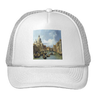 'Grand Canal and the Church of the Salute' Trucker Hat