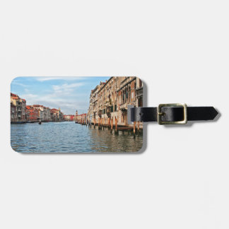 Grand Canal Bag Tag