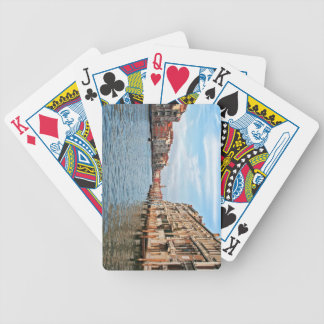 Grand Canal Bicycle Playing Cards