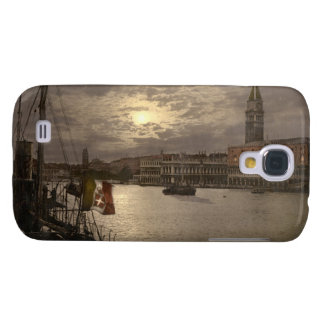 Grand Canal by Moonlight I, Venice, Italy Samsung Galaxy S4 Cover