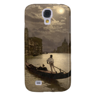 Grand Canal by Moonlight II, Venice, Italy Galaxy S4 Case