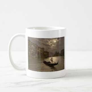Grand Canal by Moonlight II, Venice, Italy Classic White Coffee Mug
