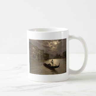 Grand Canal by Moonlight II Venice Italy Coffee Mugs