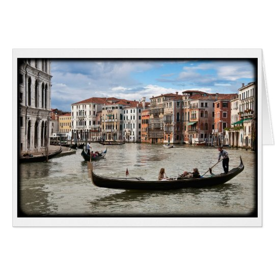 Grand Canal Card