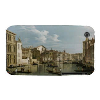 Grand Canal from Palazzo Flangini to Palazzo Bembo iPhone 3 Case-Mate Case