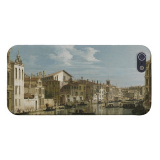 Grand Canal from Palazzo Flangini to Palazzo Bembo iPhone SE/5/5s Cover