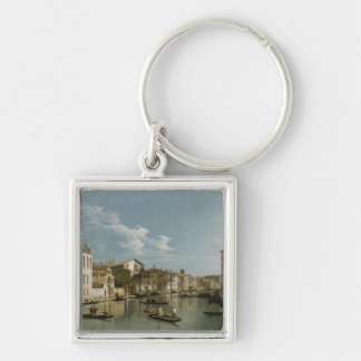 Grand Canal from Palazzo Flangini to Palazzo Bembo Key Chains
