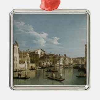 Grand Canal from Palazzo Flangini to Palazzo Bembo Ornaments