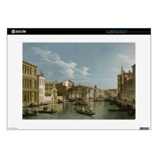 """Grand Canal from Palazzo Flangini to Palazzo Bembo Skins For 15"""" Laptops"""