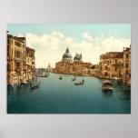 Grand Canal I, Venice, Italy Print