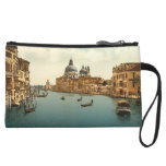 Grand Canal I, Venice, Italy Wristlet Purse