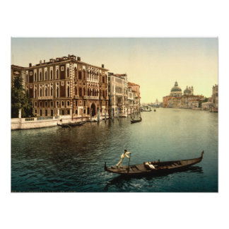 Grand Canal II, Venice, Italy archival print