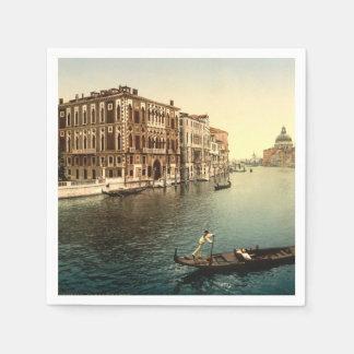 Grand Canal II, Venice, Italy Napkin