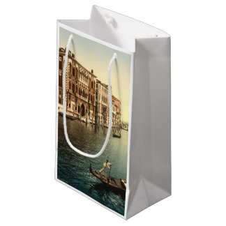 Grand Canal II, Venice, Italy Small Gift Bag