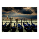Grand Canal in Venice photo poster