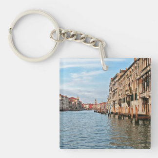 Grand Canal Acrylic Key Chains