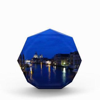 Grand canal of Venice by night Award