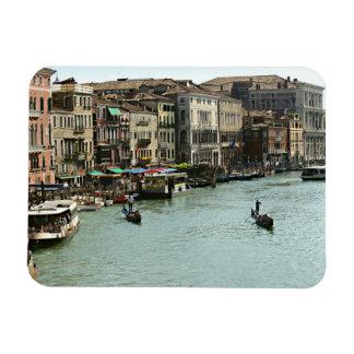 Grand Canal Rectangular Photo Magnet