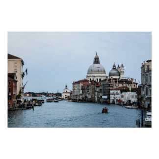 Grand Canal - St Mark Poster