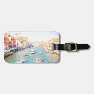 Grand Canal Venezia Luggage Tag