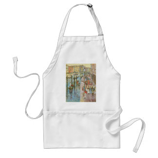 Grand Canal, Venice by Maurice Prendergast Adult Apron