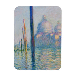 Grand Canal Venice by Monet Magnet