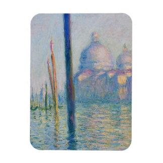 Grand Canal Venice by Monet Rectangular Photo Magnet