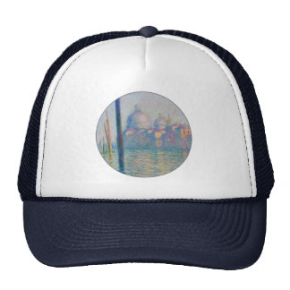 Grand Canal Venice by Monet Trucker Hat