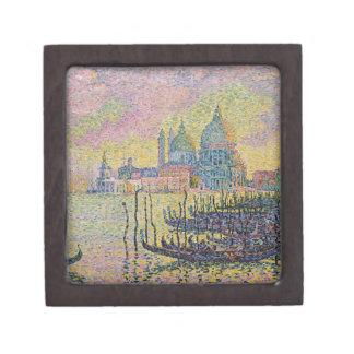 Grand Canal, Venice by Paul Signac Jewelry Box