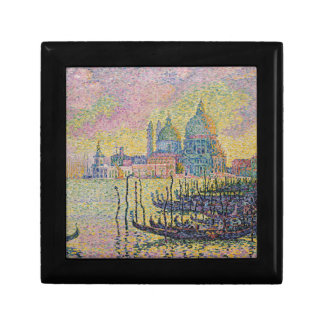 Grand Canal, Venice by Paul Signac Keepsake Box