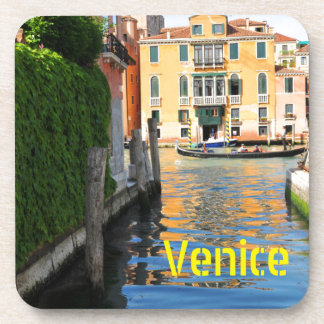 Grand Canal, Venice, Italy Beverage Coaster