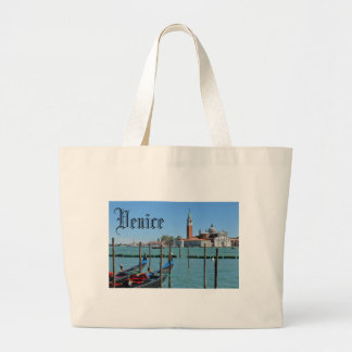 Grand Canal, Venice, Italy Large Tote Bag