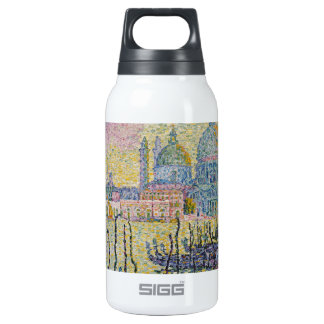Grand Canal Venice - Paul Signac Insulated Water Bottle