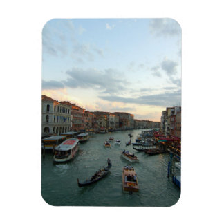 Grand Canal, Venice Rectangular Photo Magnet