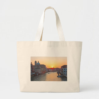 Grand canal Venice - sunrise Bags