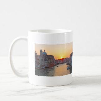 Grand canal Venice - sunrise Coffee Mugs